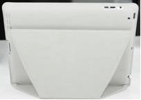 Чехол HOCO Nano Tech для iPad 2, серый