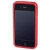 Рамка «Edge Protector» для iPhone 4/4S, красная, Hama