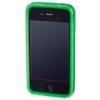Рамка «Edge Protector» для iPhone 4/4S, зеленая, Hama