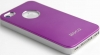 Чехол Aluminum для iPhone 4/4s, фиолет., HOCO
