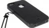 Чехол Crystal для iPhone 4/4s, черный, HOCO