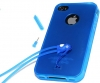 Чехол Crystal для iPhone 4/4s, голубой, HOCO