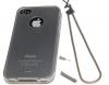 Чехол Crystal для iPhone 4/4s, серый, HOCO