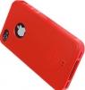 Чехол Crystal для iPhone 4/4s, красный, HOCO
