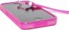 Чехол Crystal для iPhone 4/4s, розовый, HOCO