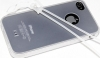 Чехол Crystal для iPhone 4/4s, белый, HOCO