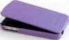 Чехол Duke Advanced iPhone 4/4s, фиолет., HOCO