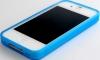 Чехол Leopard для iPhone 4/4s, голубой, HOCO