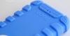 Чехол Silica для iPhone 4/4s, голубой, HOCO