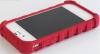 Чехол Silica для iPhone 4/4s, т.-красный, HOCO