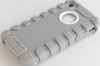 Чехол Silica для iPhone 4/4s, серый, HOCO