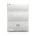 Чехол Wave для iPad 2, белый, Bone