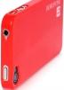Футляр Piano для iPhone 4/4s, красный, Borofone