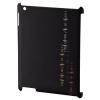 Футляр iPad 2 Graphic, черный, Hama